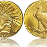 $10 Gold Indian (1907 - 1933)