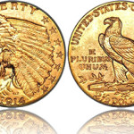 $2.50 Gold Indian (1908 - 1915)