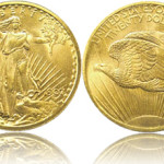 $20 Gold Saint-Gaudens (1907 - 1933)