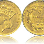 $3 Gold Indian Princess (1854 - 1889)