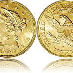 $5 Gold Liberty aka Half Eagle (1840 - 1907)