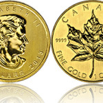 Canadian Gold Maple Leaf (1979 - Present)