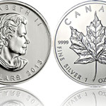 Canadian Silver Maple Leaf (1988 - Present)